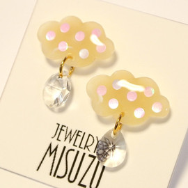 JEWELRY MISUZU - DOT・KUMO☆ピアス