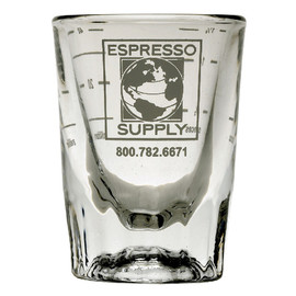 ESPRESSO SUPPLY - 2 ounce Logo Shot Glass