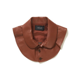 G.V.G.V - Leather Round Collar