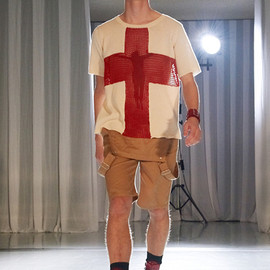 "DISCOVERED - 2011S/S ""KNIT,SHORTS,BOOTS"""