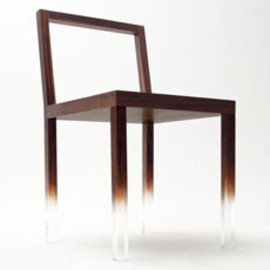Nendo thin black lines table