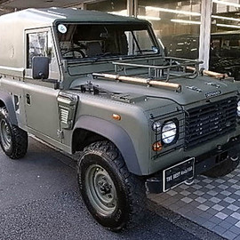 Landrover - DEFENDER90 Military WOLF