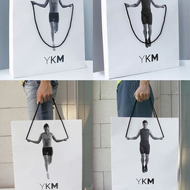 YKM - Shopping Bag