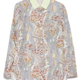 CARVEN - PARIS COTTON PRINT