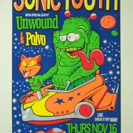 Uncle Charile - Uncle Charie - Sonic Youth, Unwound, Polvo
