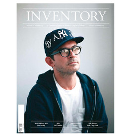 Inventory Magazine - INVENTORY Volume 02 Number 04 Mark McNairy Cover