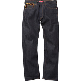 Supreme - Levi's®/Supreme 505 Jean - Blue Denim