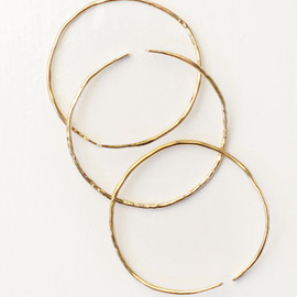 Roberta Gorin - BRASS BANGLE SET