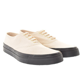 WAKOUWA - Deck Shoes Low - Natural