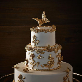 MS B's Cakery - Wedding Cake