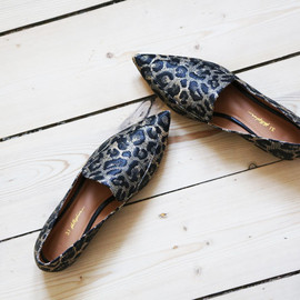 3.1 Phillip Lim - Leopard loafers