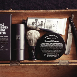 Triumph & Disaster - Triumph & Disaster Grooming Products