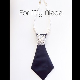 FOR MY NIECE - タイネックレス
