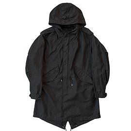 "BUZZ RICKSON'S - WILLIAM GIBSON COLLECTION ""BLACK M-51 PARKA"""