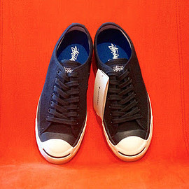 CONVERSE - Stussy Jack Purcell
