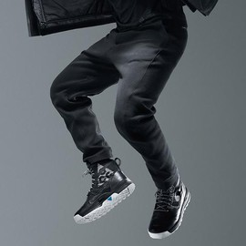 Free RN Motion Flyknit - Black/Anthracite?