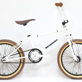 KUWAHARA - KZ-01 White/Brown