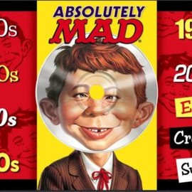 MAD MAGAZINE - Absolutely MAD MAGAZINE Every Issue 1952-2005 on DVD-ROM+extras