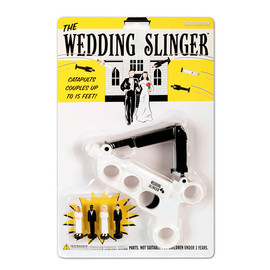 Accoutrements - The wedding slinger