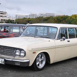 TOYOTA - S40 Crown Station Wagon