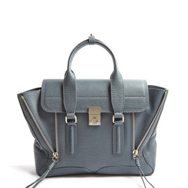 3.1 Phillip Lim - 3.1 Phillip Lim Medium Pashli Satchel in Gray
