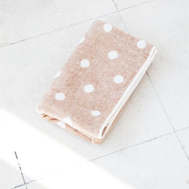apple of my eye - 100% Organic Cotton Bath Towel 122cm×60cm