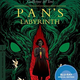 Guillermo del Toro - Pan's Labyrinth (The Criterion Collection) [Blu-ray]