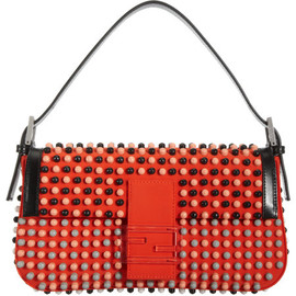 FENDI - Multicolor Stud Baguette Bag