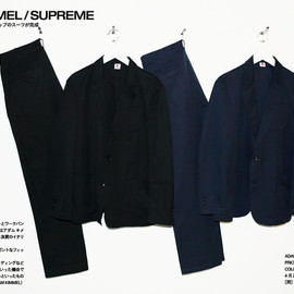 ADAM KIMMEL, Supreme - Set Up Suit