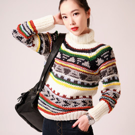 LUXE ASIAN - Frank Knit