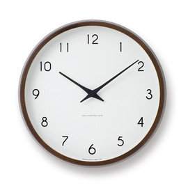 Riki Alarm Clock Natural/Brown