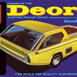 amt - Deora Custom Pickup 1/25 scale