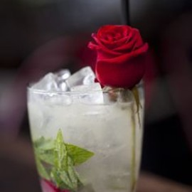 Giggly Rose Cocktail
