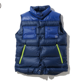 SOPHNET. - FSF LIGHT WEIGHT DOWN VEST