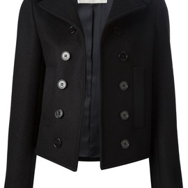SAINT LAURENT - double breasted jacket