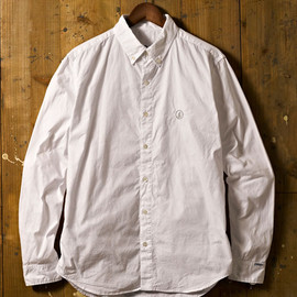 GOODENOUGH - G POINT OX SHIRTS