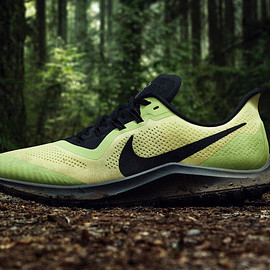 NIKE - Air Zoom Pegasus Trail - Volt/Black?