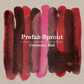 Prefab Sprout - Crimson/Red Cover Art