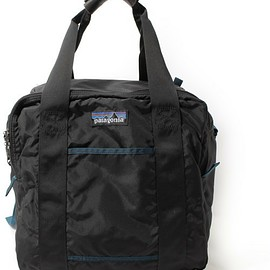 Patagonia - Under Seat Gear Bag 1996 Black/Bluegrass