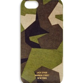 Fabric iPhone 4 Hard Case