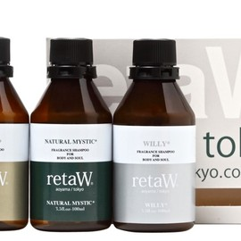 retaW - Bodyshampoo First Kit