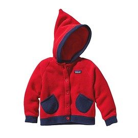Patagonia - Patagonia Baby Swirly Top Jacket