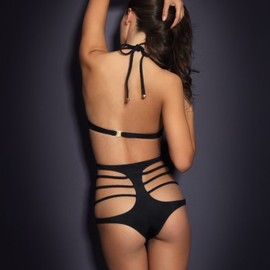 Agent Provocateur - Eastern Week-End One Piece Bathing Suit (Arrow has it)