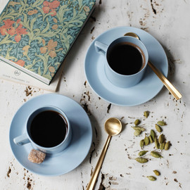 photo by KINFOLK - cup and saucer