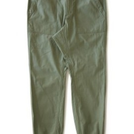 bal - Ribbed Utilty Pant (olive)