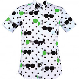 The Beatles COMME des GARCONS - Short Sleeve Shirts