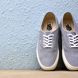 VANS - AUTHENTIC SUEDE VINTAGE