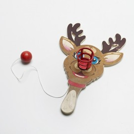 "Jeff Koons - ""Reindeer paddle"" Limited Edition 100, Signed, 2000"