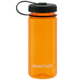 Mont-bell - クリアボトル 0.5l