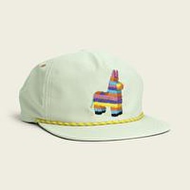 Howler Brothers - Piñata Snapback - Off White